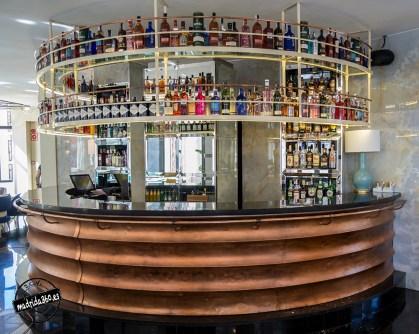 Barra del bar original