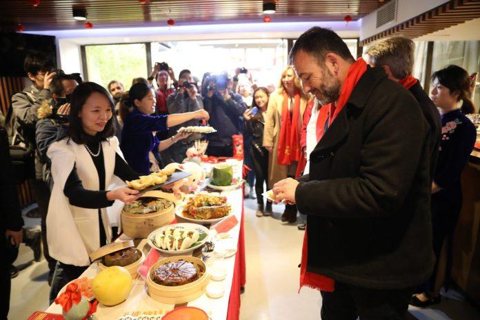 Así se celebra en Madrid el Año Nuevo Chino, el del cerdo 2