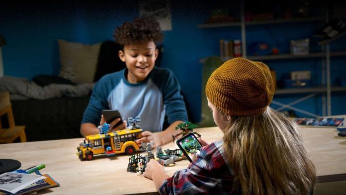 LEGO Hidden Side: la realidad aumentada en dispostivos móviles 1