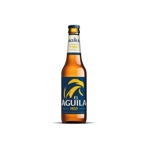 Aviso a los cerveceros: vuelven las icónicas El Águila y El Alcázar 1