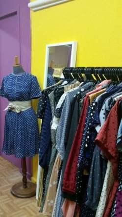 Margerit Vintage Dress (calle de Santa Ana, 23)