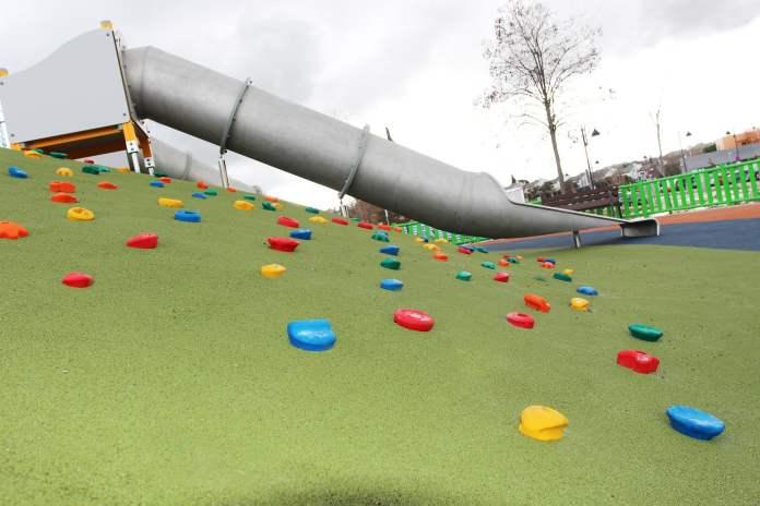 Así es el nuevo gran parque urbano de Galapagar 2
