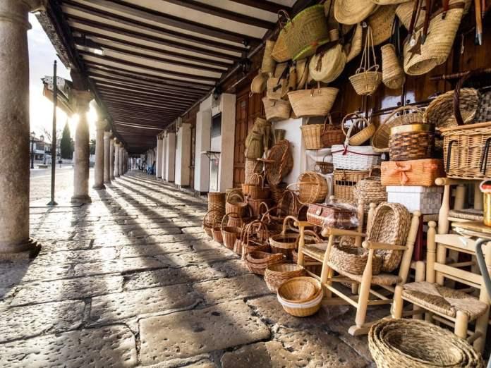 Los pueblos de España candidatos a Capital de Turismo Rural 2019 2