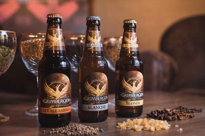 La última Cerveza Grimbergen en un Pop Up de Malasaña 1