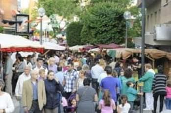 Mercado Goyesco en 2 de Mayo