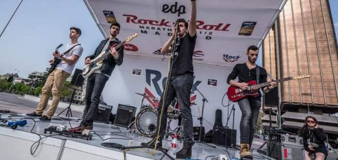 El Rock'n Roll Maratón Madrid planta cara a Nueva York, Londres y Berlín 1