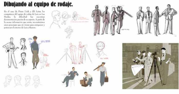 'Buñuel en el laberinto de las tortugas' llega a la Academia del Cine 1