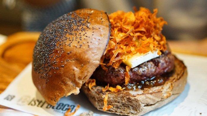 Aquí comerás las mejores hamburguesas de Madrid 2