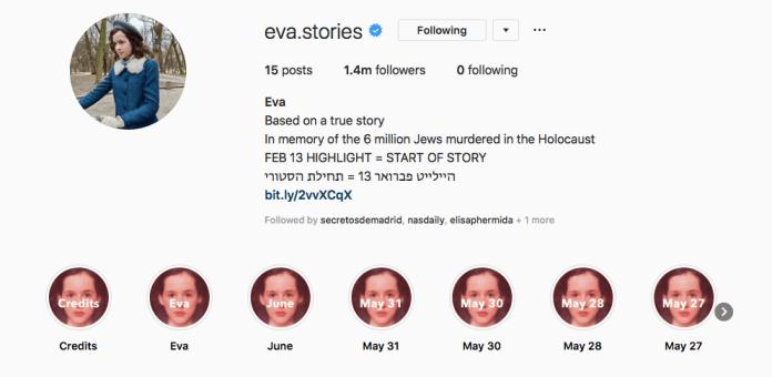 Eva Stories