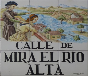 Calle Mira el Río Alta