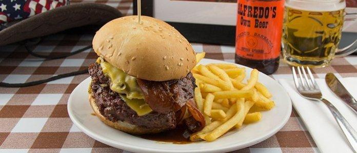 Aquí comerás las mejores hamburguesas de Madrid 9