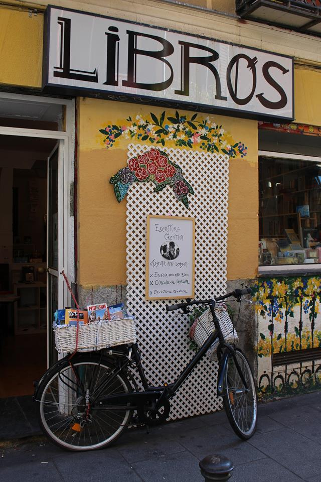 Más papel y de segunda mano, librerías en Madrid donde perderse 1