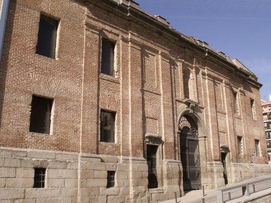Escuelas Pías de San Fernando de la calle del Mesón de Paredes
