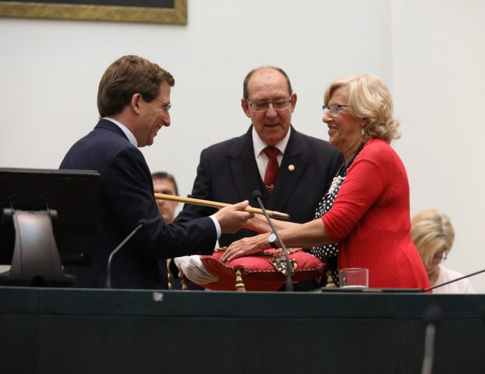 El reto y los objetivos del alcalde Almeida 1