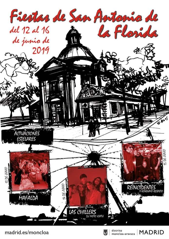Fiestas San Antonio de La Florida
