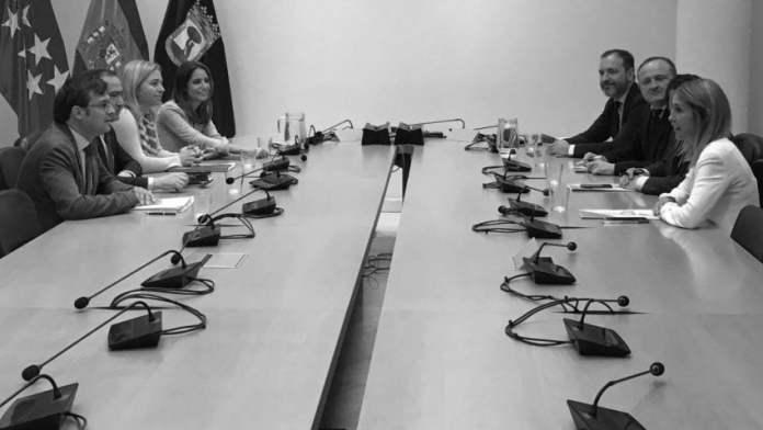 En 'DIRECTO' pactos en Madrid: todas las noticias 16