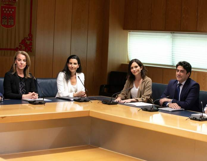 En 'DIRECTO' pactos en Madrid: todas las noticias 21
