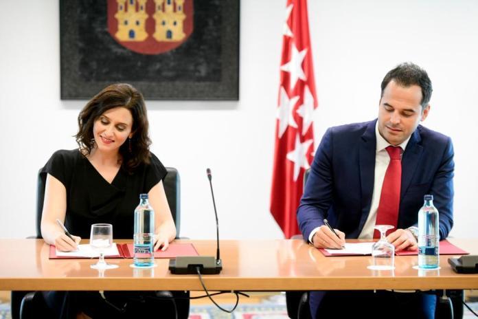 El 155 del PP y Ciudadanos para co-gobernar Madrid: programa y reparto de consejerías 5