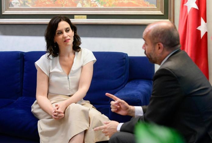 En 'DIRECTO' pactos en Madrid: todas las noticias 7