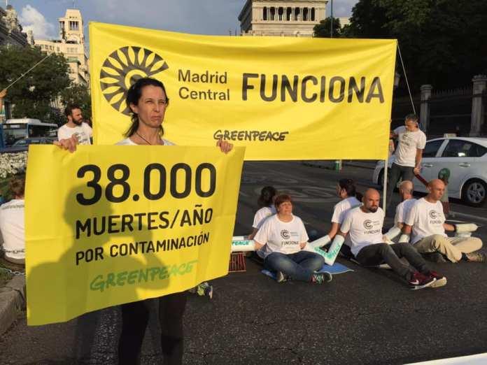 Moratoria, Greenpeace, piquetes y promesas de mejorarlo 2
