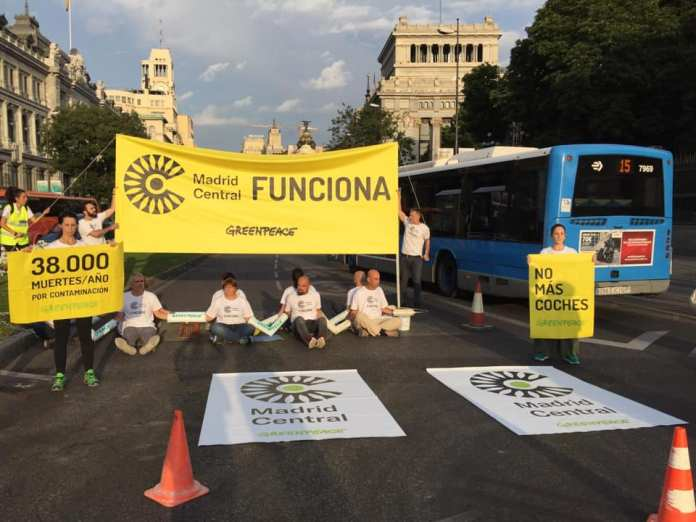 Moratoria, Greenpeace, piquetes y promesas de mejorarlo 1