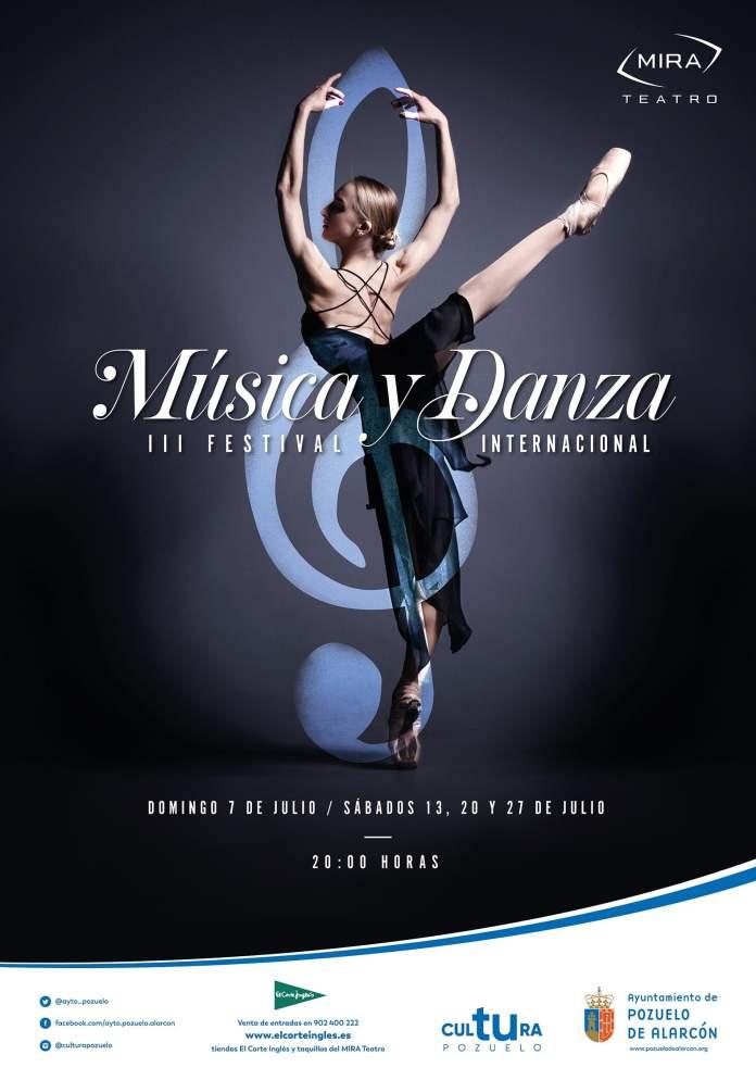 III Festival Internacional de Música y Danza en el MIRA de Pozuelo 1