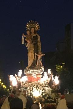 Chamberí celebra las fiestas del Carmen 2