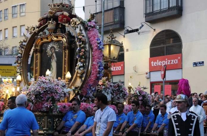 Plan de Movilidad Fiestas de la Paloma