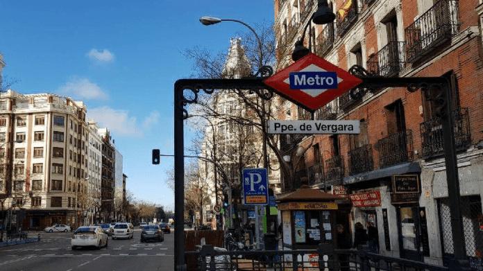 metro Príncipe de Vergara