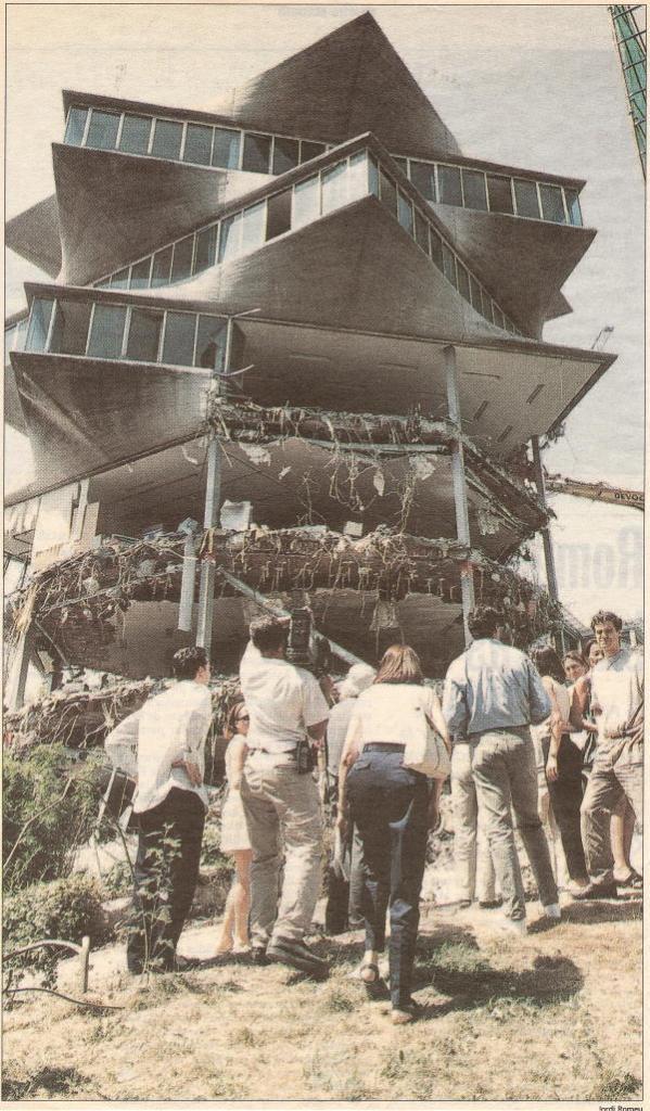 La Pagoda De Fisac El Icono Que Nos Arrebataron Madrid Es Noticia