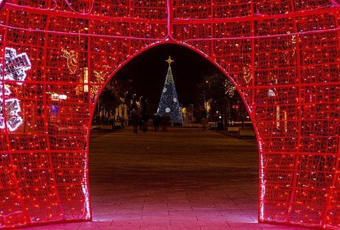Navidad en la Calle Real de Las Rozas 1