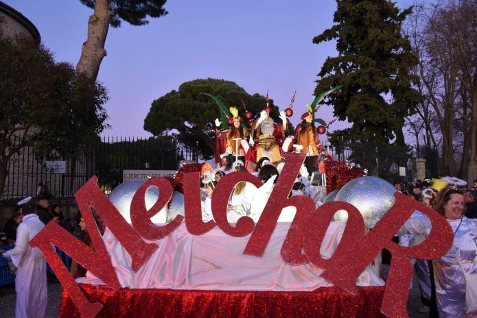 En imágenes | Sus Majestades Los Reyes Magos llegaron a Villaviciosa de Odón con una gran comitiva real 5