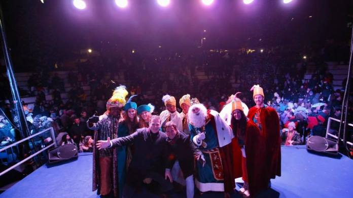 En imágenes | Los Reyes Magos llevaron la ilusión a Las Rozas y Las Matas 8
