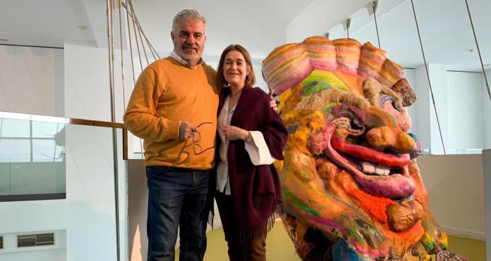 La Comunidad estrena una exposición del humor absurdo en España 1