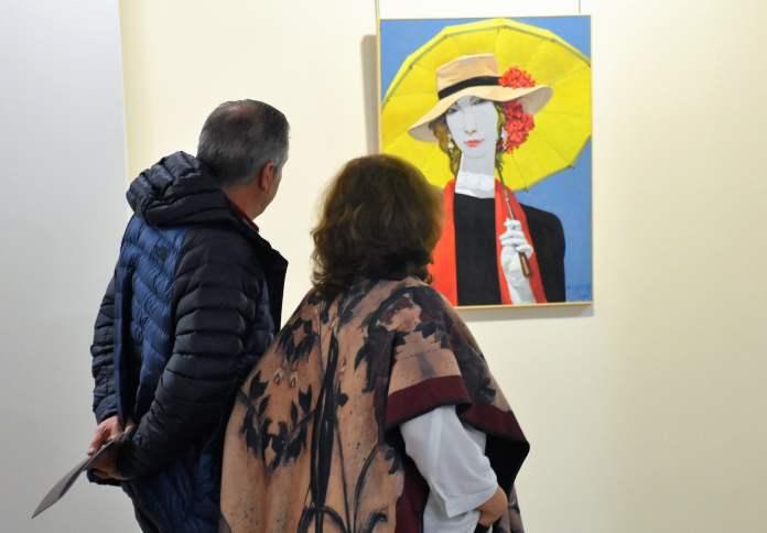 Vitalidad, fuerza y colorido en 'Mujeres con sombrero', la exposición de Manuel Sánchez Algora 4