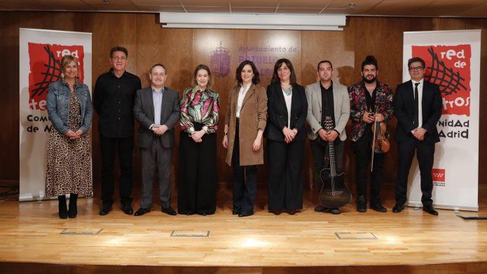 65 municipios de la Comunidad de Madrid integrarán el programa de la Red de Teatros 1