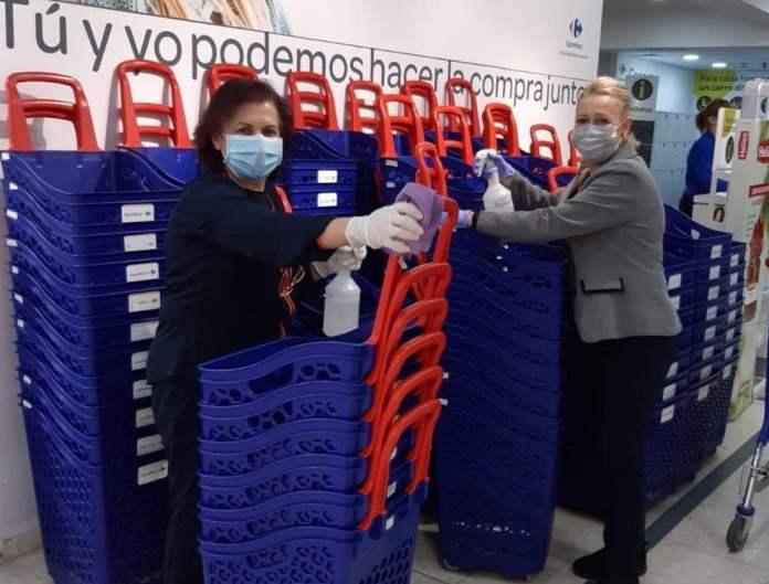 Carrefour abonará 200 euros a sus empleados por su dedicación durante el estado de alarma 1