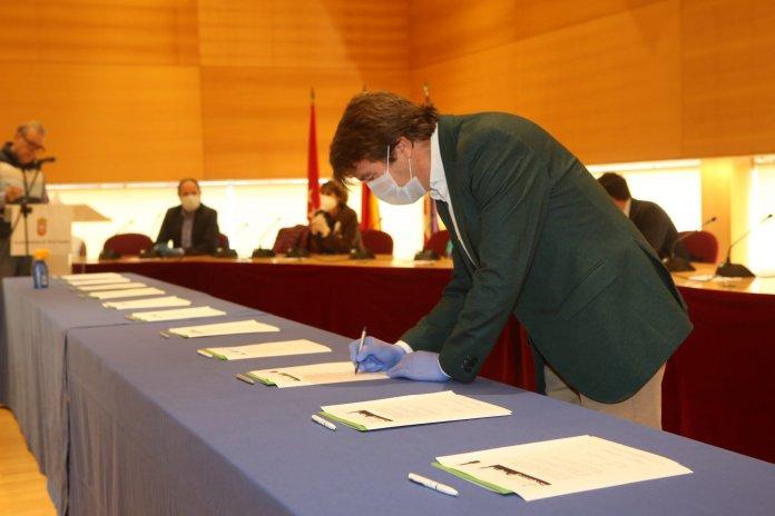 El Pacto por el Impulso de Tres Cantos destina 1,6 millones de euros a paliar los efectos del coronavirus 3