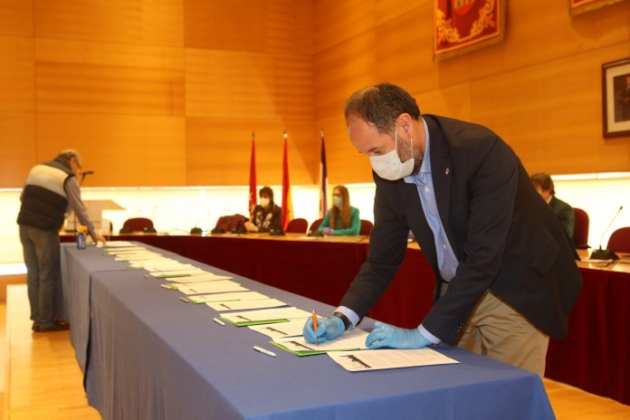 El Pacto por el Impulso de Tres Cantos destina 1,6 millones de euros a paliar los efectos del coronavirus 5