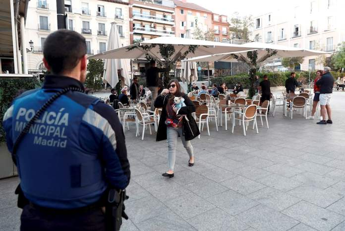 Hostelería| El Ayuntamiento de Madrid permitirá la ampliación del ...