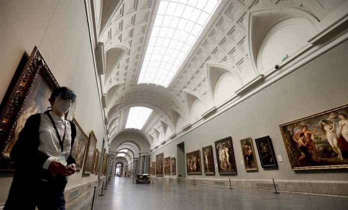 Museo-Del-Prado-Galería