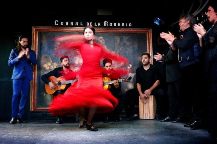 Tablaos-Flamenco-Madrid