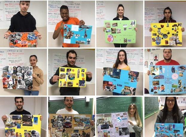 Voluntarios de BBVA apoyan el emprendimiento en Formación Profesional 1