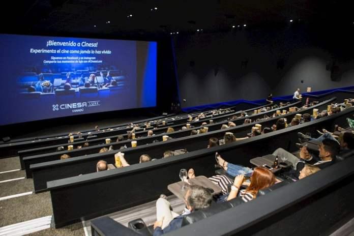 Cinesa reabre sus primeros cines en la Comunidad de Madrid 1