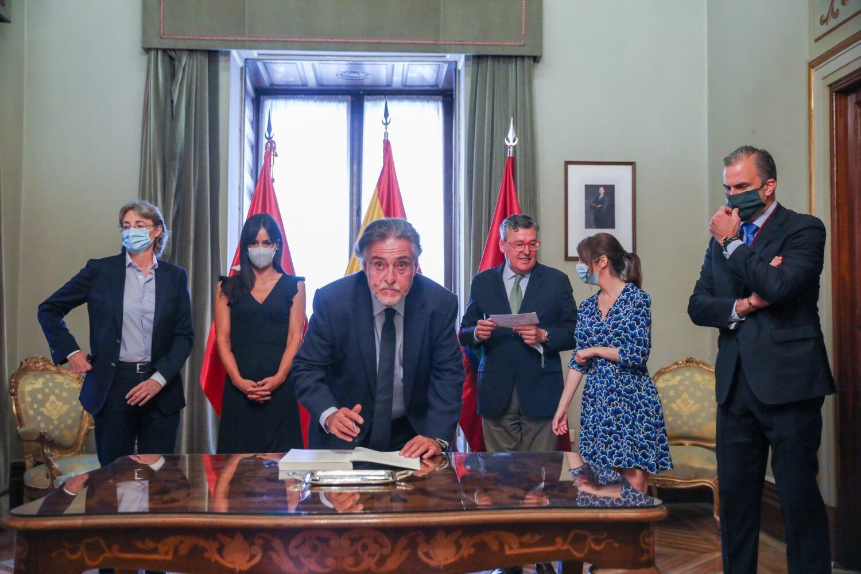 Los Acuerdos de la Villa, un pacto histórico para un momento histórico 2