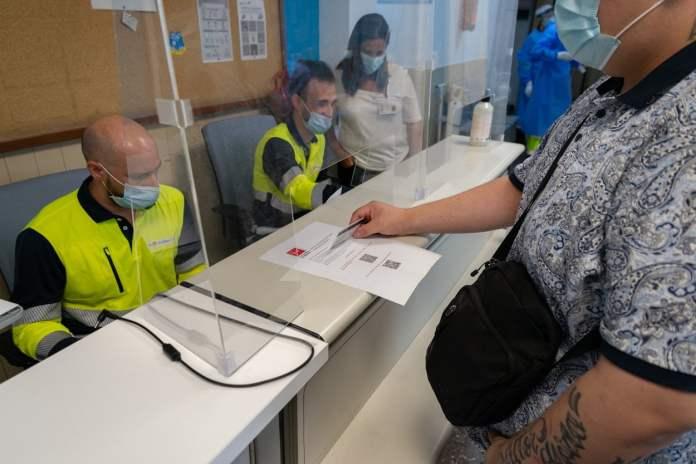 Los PCR aleatorios aumentarán y se extenderán en Madrid 5