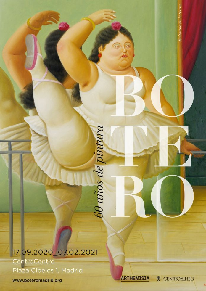 La mayor exposición monográfica sobre Botero 1