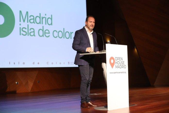 """Madrid, una """"isla de color"""" a través de la renaturalización 2"""