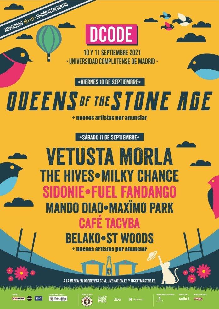 Queens Of The Stone Age, cabeza de cartel en el Dcode 2021 1