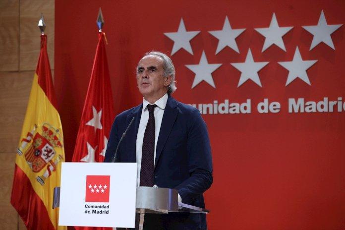 Madrid pide levantar la orden de Sanidad, que ya se fía de los datos regionales 1